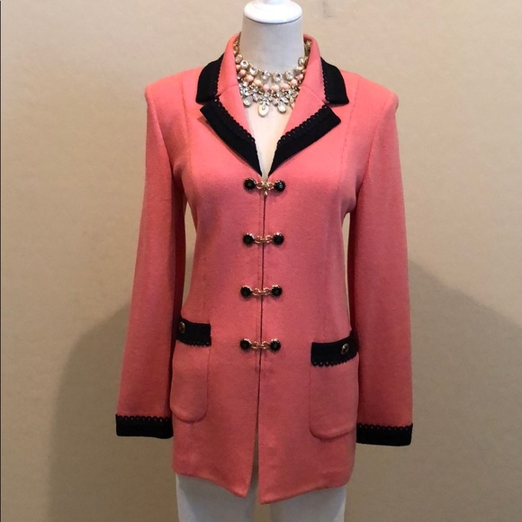 St. John Collection Jackets & Blazers - St John Collection Fabulous Jacket